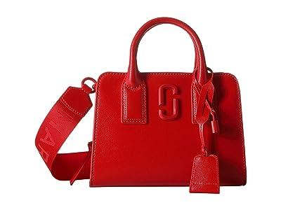 Marc Jacobs Little Big Shot DTM (Geranium) Handbags