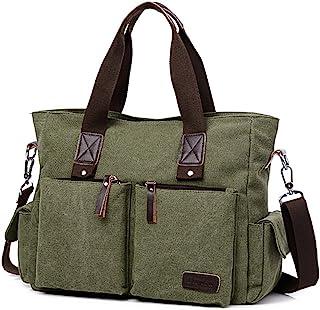 9a7695179e ToLFE Women Top Handle Satchel Handbags Shoulder Bag Messenger Tote Bag  Purse Crossbody Bag Travel Work