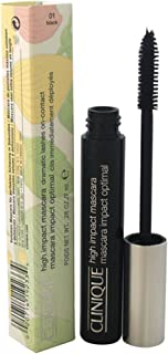 Clinique High Impact Mascara for Women, 01 Black, 7ml