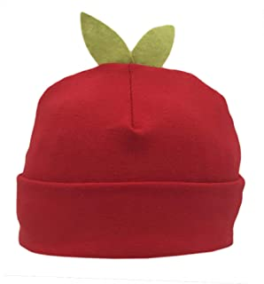 Kids Eco Recycled Soft Cotton Sprout Beanie - Infant Fruit Cap