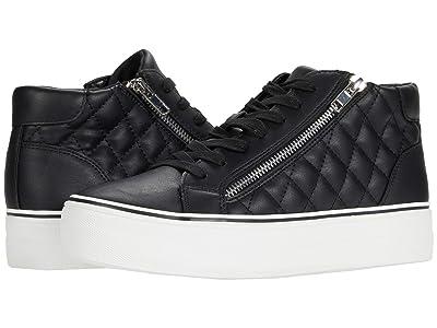 Steve Madden Gryphon-Q Sneaker (Black) Women