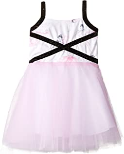 Degas Dancers Dress (Little Kids/Big Kids)