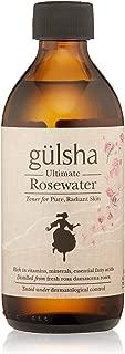 gülsha Ultimate 玫瑰水,6.76 液盎司