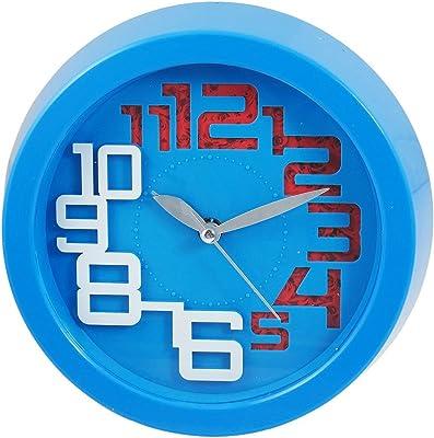 Nostalgic-Art Mini-Service Green Reloj Decorativo de Pared, Metal ...