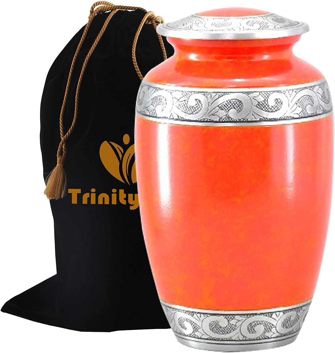 Beautiful Autumn Cremation Urn - Spring Baltimore Mall new work Handcrafted Adult Beautifully F