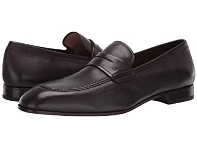 Salvatore Ferragamo Alred Loafer (Hickory) Men