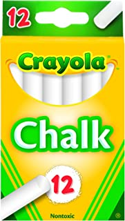 Crayola White Chalk 12 each (51-0320)