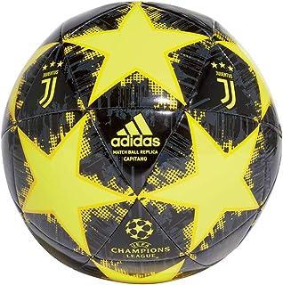 Adidas Finale18juve Size V Negro Balón para Fútbol