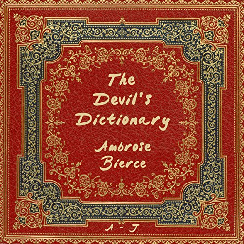 The Devil's Dictionary, A-J cover art