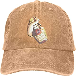 31030ddb Luxendary Hennessy with Two Blunts Men&Women Unisex Funny Hat with  Adjustable Strap