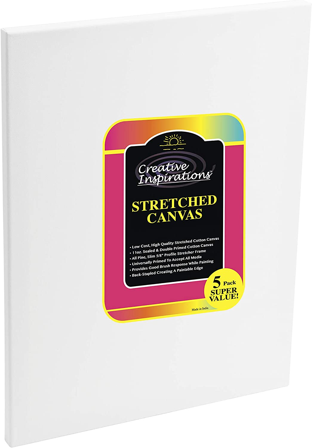 Creative Inspirations Artist Max Latest item 59% OFF Pre Canvas for Stretched Painting