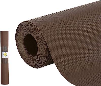 Yellow Weaves™ Super Strong Anti-Slip Mat Liner for Shelves, Size - 45 X 300 cm