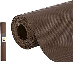 Yellow Weaves™ PVC Wardrobe/Drawer/Kitchen Shelf Liner Mat (5 Meter Roll)