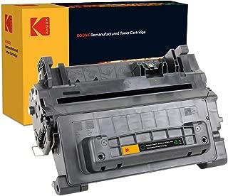 Kodak Supplies 185H039001 碳粉 10000 页 黑色 适用于 Hewlett Packard LJM4555 与 CE390A/90A 兼容