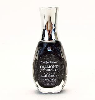 Sally Hansen Diamond Strength No Chip Nail Polish - Black Diamonds