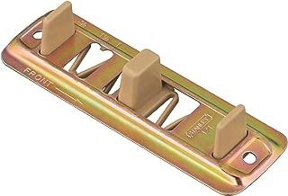 Stanley Hardware S403-540 CD40-3540 Adjustable Floor Guide in Brass