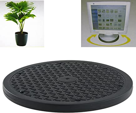 Preisvergleich für 25cm Drehteller universal Servierplatte Servierteller PC Monitor Halter Pflanzen