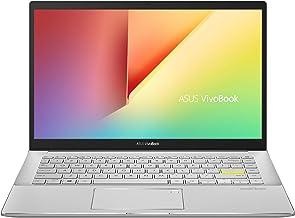 "ASUS VivoBook S14 S433 Thin and Light Laptop, 14"" FHD Display, Intel Core i5-1135G7 CPU, 8GB DDR4 RAM, 512GB PCIe SSD, Thu..."