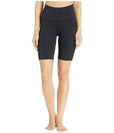 RVCA VA Di Bike Shorts (Black Eclipse) Women