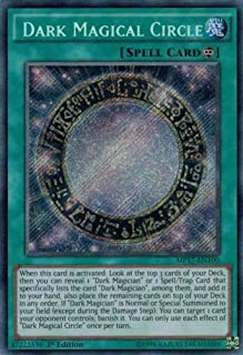 Yu-Gi-Oh! Dark Magical Circle - MP17-EN100 - Secret Rare - 1st Edition - 2017 Mega-Tin Mega Pack (1st Edition)