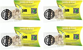 4 Pack Semilla de Brasil Seed 100% Original Authentic Natural 120 Day Supply