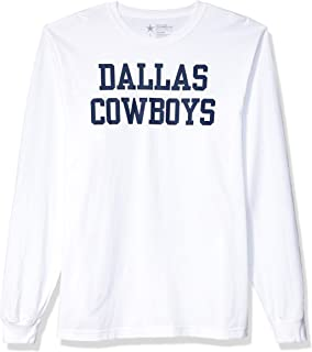 Dallas Cowboys NFL Mens Coaches Long Sleeve Tee