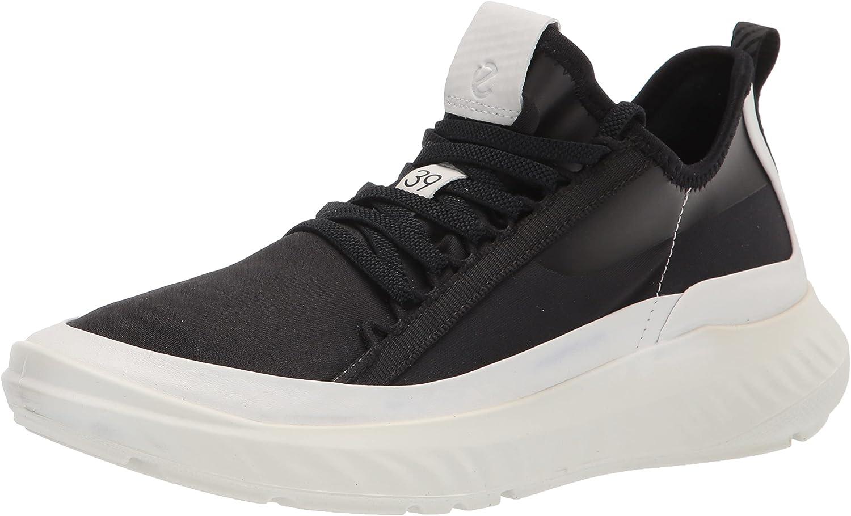 ECCO Women's St.1 Lite Slip on Luxe Sneaker