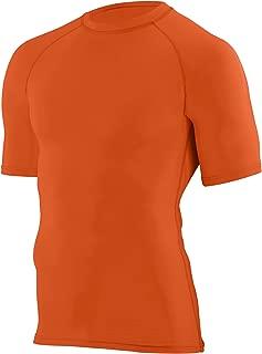 Augusta Sportswear Boys' Augusta Youth Hyperform Compression Short Sleeve Shirt