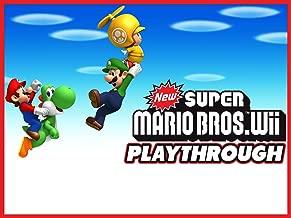 Clip: New Super Mario Bros. Wii Playthrough