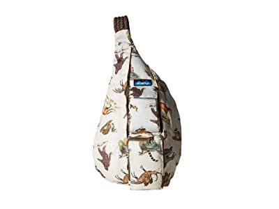 KAVU Rope Sling (Day Menagerie) Sling Handbags