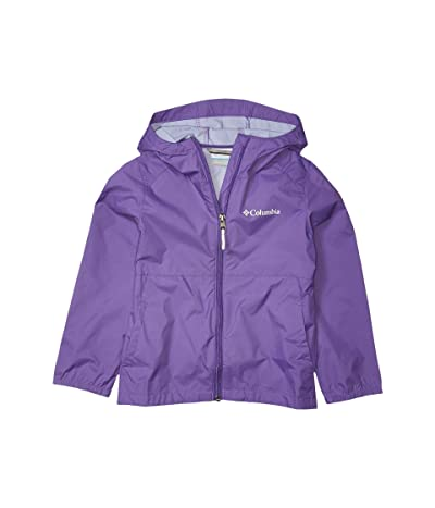 Columbia Kids Switchbacktm II Jacket (Little Kids/Big Kids) (Grape Gum) Girl