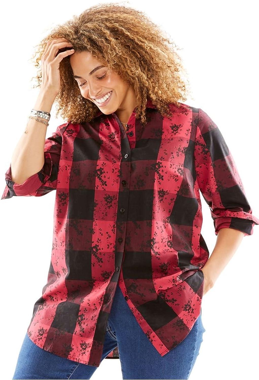 Women's Plus Size The Perfect Bigshirt