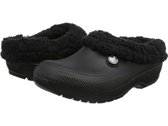 Crocs Men/'s /& Women/'s Classic Blitzen III Fuzz Lin Choose SZ//color