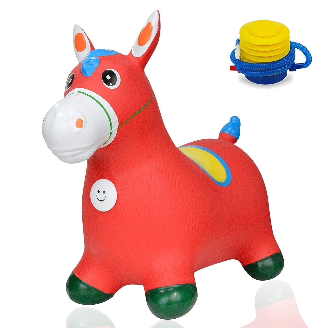 Horse Hopper Inflatable Hopping Animal
