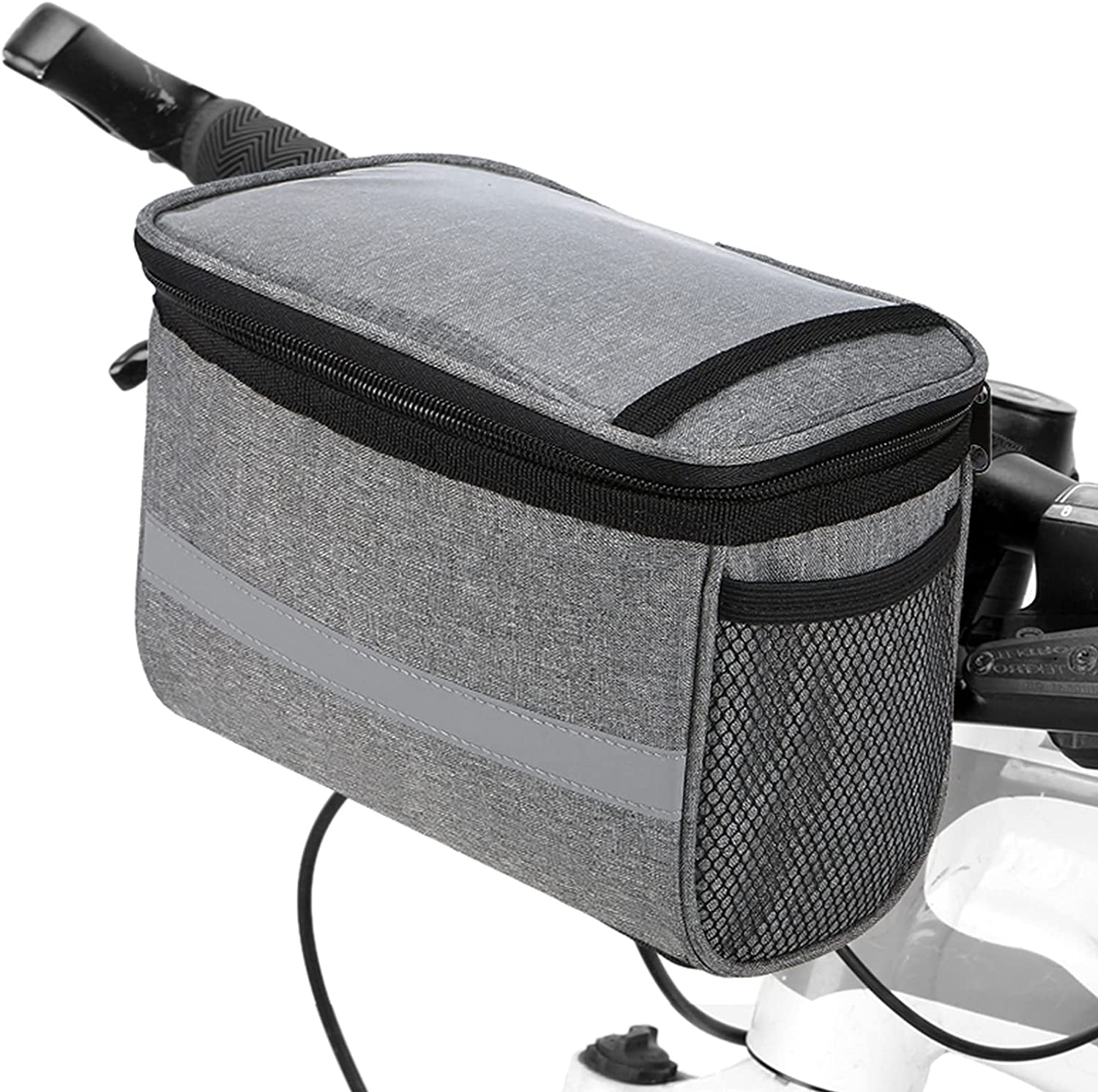 WBBNB Bike Bicycle Isolated Front Bag 35% OFF Handlebar Ba Mail order MTB