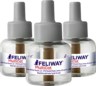 FELIWAY CEVA Animal Health Multicat Feliway Refill (3...