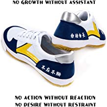 TT4ALL Unisex Classical Stylish Widen Kung Fu Martial Arts for Parkour Driving Boxing Karate UFC Fitness Rubber Sole Lightweight Breathable Canvas Shoes for Men/Women/Children Training Sneaker
