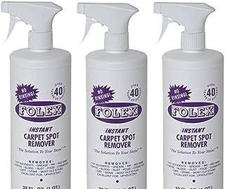 Folex Carpet Spot Remover, 32 oz 3-Pack