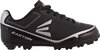 Easton Kids' Speed Elite RM Baseball Cleats, (Black/Grey, 1)
