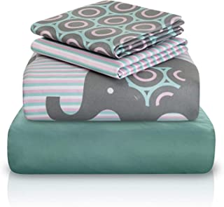 """Chital Unisex Full Bed Sheets 