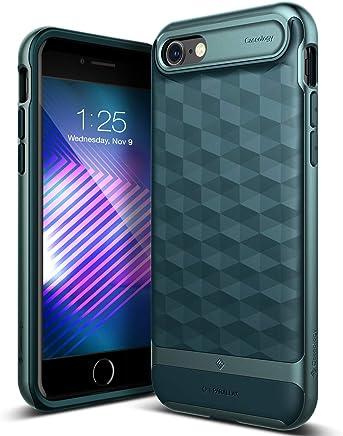 Caseology [Parallax Series] iPhone 8 / iPhone 7 Case - [Award Winning Design] - Aqua Green