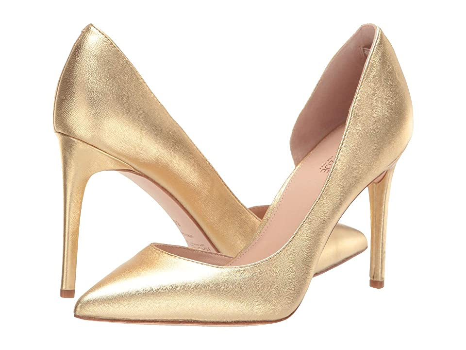 Rachel Zoe London Pump (Gold) Women