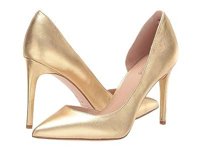Rachel Zoe London Pump (Gold) Women