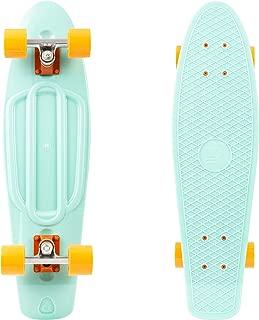 Retrospec Quip Skateboard Classic Retro Plastic 22.5