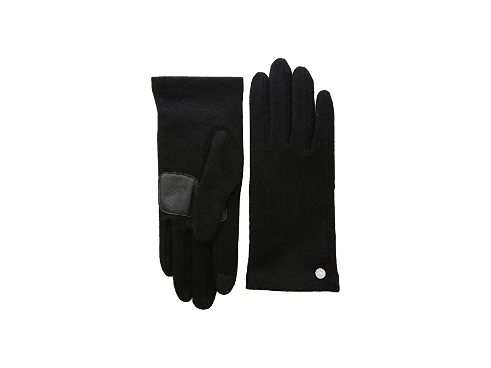 Echo Design Classic Gloves (Echo Black) Extreme Cold Weather Gloves