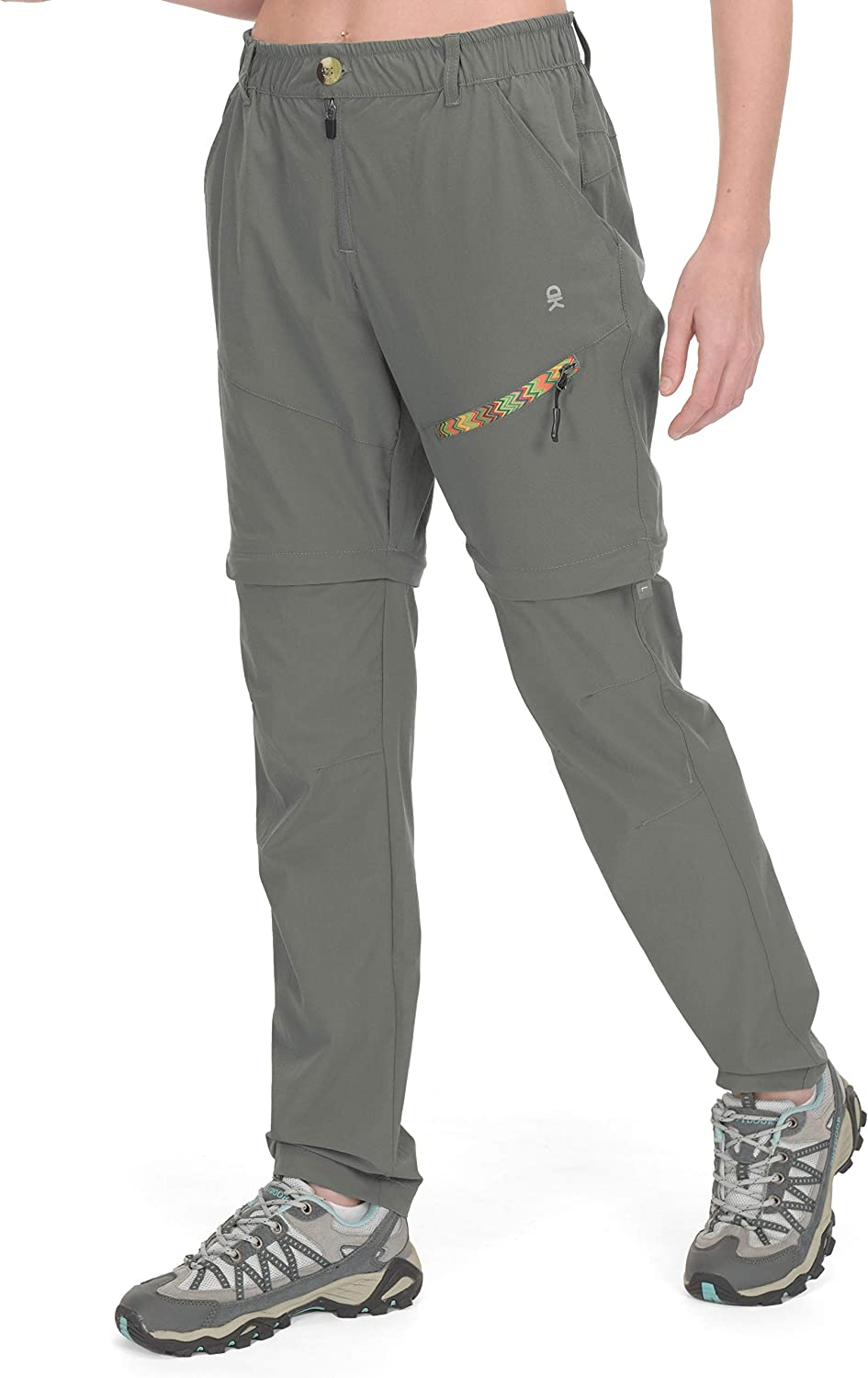 Little Alternative dealer Donkey Andy Women's Convertible Directly managed store Lightweight Pants Hiking