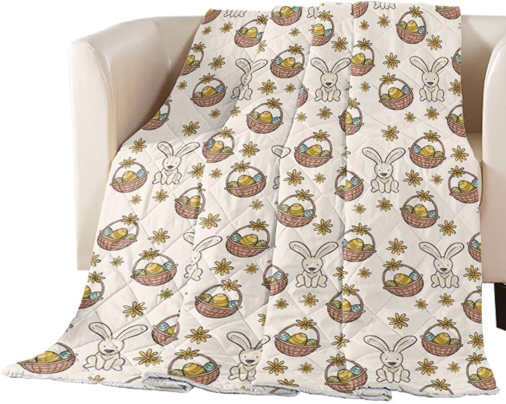Credence TweetyBed Cotton Quilted Comforter Basket Overseas parallel import regular item Easter Eggs Th