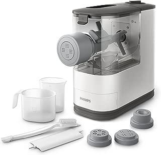 Philips Máquina de Hacer Pasta y Fideos HR2333/12, 150 W, 0