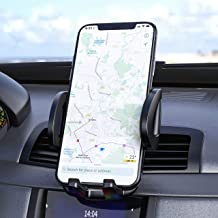 Mpow Air Vent Car Phone Holder, with One Button Release and 360 Degrees Rotation for iPhone11Pro/11/XS Max/XS/Xr/X/8/Plus/7/Plus/6/6S Plus/5S, LG, Sony, HTC, Huawei and Others