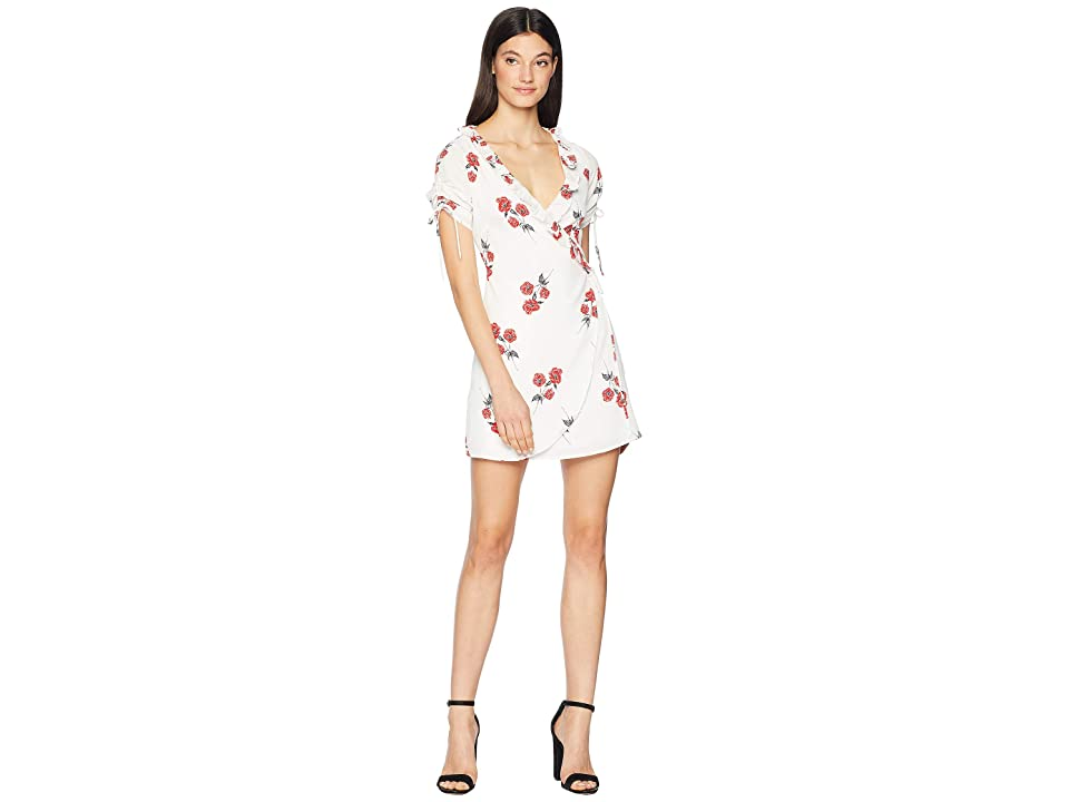 Amuse Society Simply Irresistible Dress (Off-White) Women